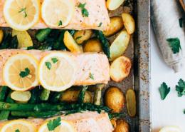 zalm uit de oven recept visgerechten vis recepten viswinkel visspeciaalzaak bennekom
